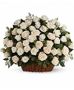 Bountiful Rose Basket