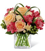 All Aglow Bouquet